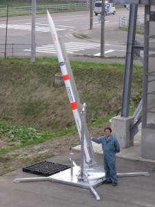 植松電機ロケット